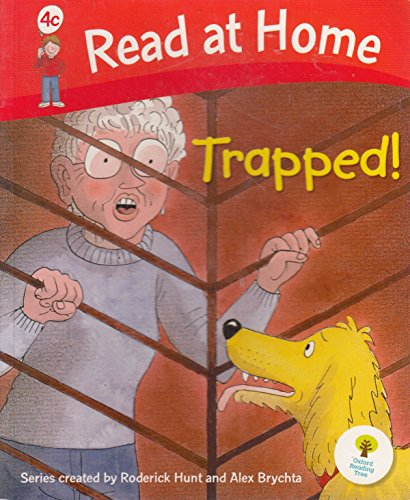 9780192792365: Trapped! (Read At Home Level 4c)