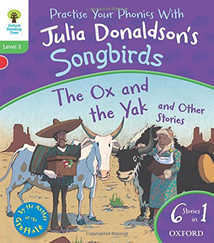 9780192792983: Oxford Reading Tree Songbirds: Level 2: The Ox and the Yak and Other Stories (Songbirds Phonics)