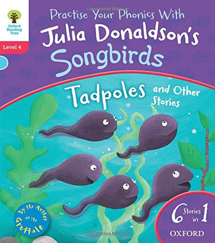 9780192793010: Oxford Reading Tree Songbirds: Level 4: Tadpoles and Other Stories