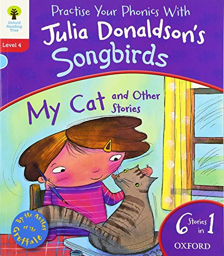 9780192793027: Oxford Reading Tree Songbirds: Level 4: My Cat and Other Stories (Songbirds Phonics)