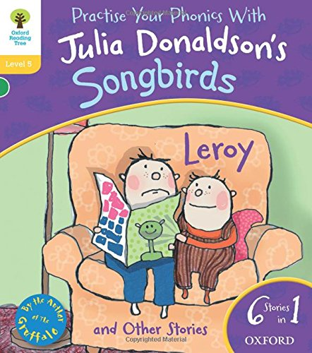 9780192793034: Oxford Reading Tree Songbirds: Level 5. Leroy and Other Stories