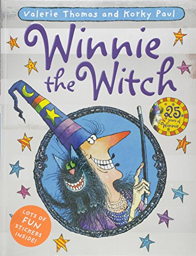 9780192793058: Winnie the Witch 25th Anniversary Edition