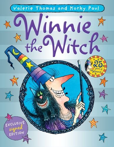 9780192793065: Winnie the Witch 25th Anniversary Edition