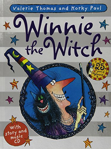 9780192793072: Winnie the Witch 25th Anniversary Edition with audio CD