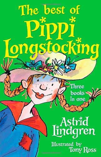 9780192793089: The Best of Pippi Longstocking