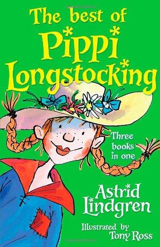 9780192793089: The Best of Pippi Longstocking