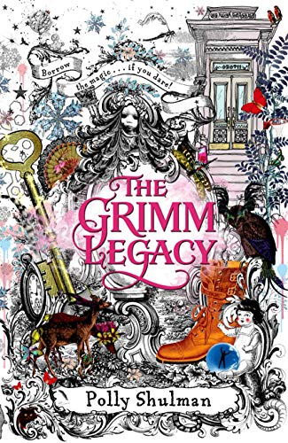 9780192793102: The Grimm Legacy