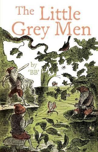 9780192793508: The Little Grey Men