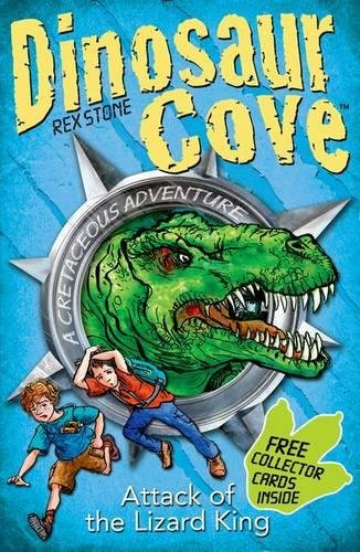 9780192793652: Dinosaur Cove: Attack of the Lizard King