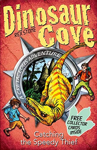 9780192793690: Dinosaur Cove:Catching the Speedy Thief