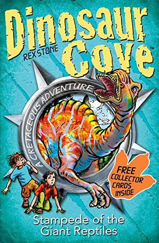 9780192793706: Dinosaur Cove: Stampede of the Giant Reptiles