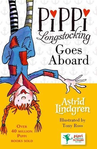 9780192793805: Pippi Longstocking Goes Aboard