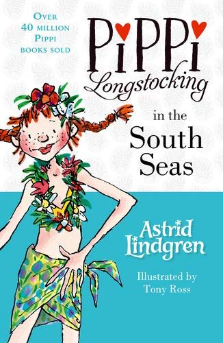 9780192793829: Pippi Longstocking in the South Seas