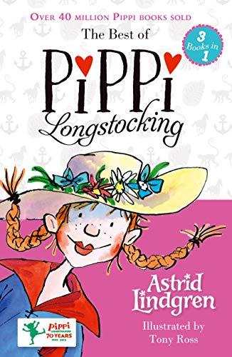 9780192793850: The Best of Pippi Longstocking (3 books in 1)