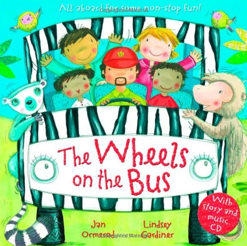 9780192794246: The Wheels on the Bus with Audio-CD