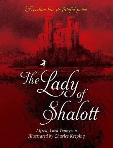 9780192794437: The Lady Of Shalott