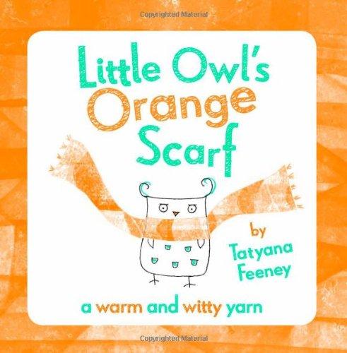 9780192794543: Little Owl's Orange Scarf