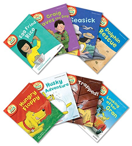 9780192794956: Oxford Reading Tree Read With Biff, Chip, and Kipper: Level 5: Pack of 8