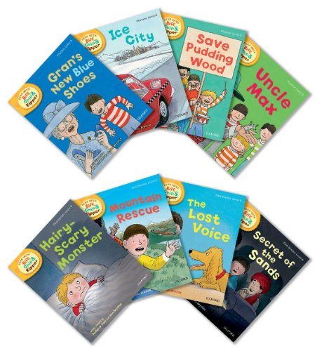 9780192794963: Oxford Reading Tree Read With Biff, Chip, and Kipper: Level 6: Pack of 8