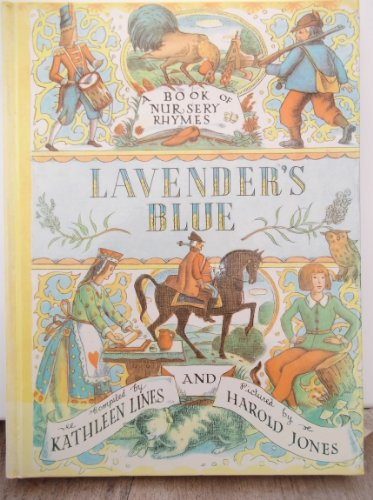 9780192795373: Lavender's Blue: A Book of Nursery Rhymes