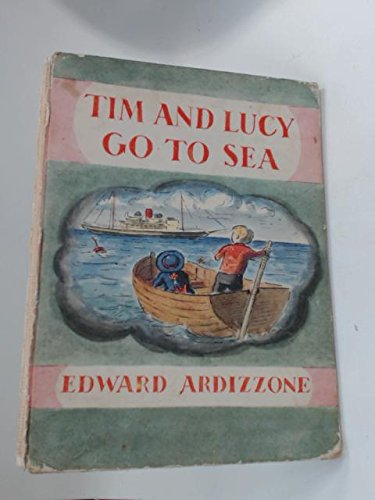 9780192795632: Tim and Lucy Go to Sea