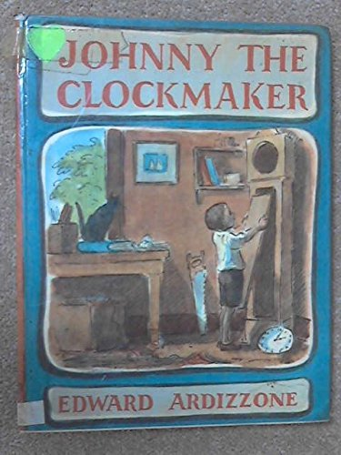 9780192795878: Johnny the Clockmaker