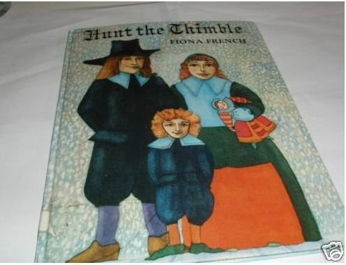 Hunt the Thimble: French, Fiona