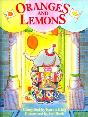 9780192797964: Oranges and Lemons: Musical Party Games for Children