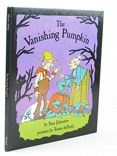 9780192797971: The Vanishing Pumpkin