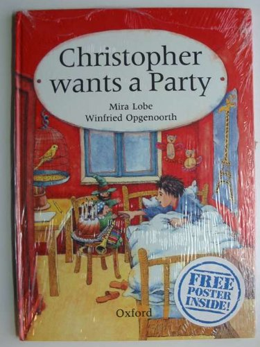 9780192798114: Christopher Wants a Party
