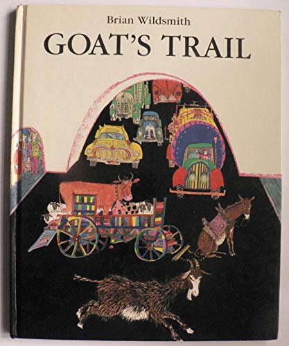 9780192798343: Goat's Trail
