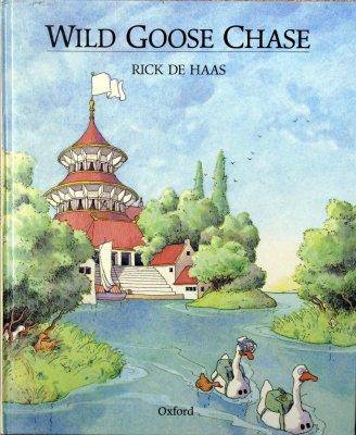 9780192798503: Wild Goose Chase