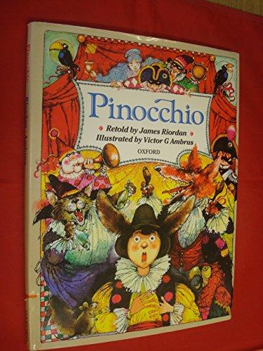 Pinocchio (9780192798558) by Carlo Collodi; James Riordan; Victor G. Ambrus