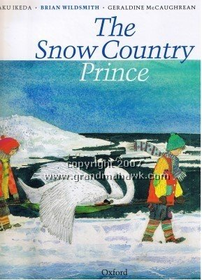 9780192798862: the snow country prince