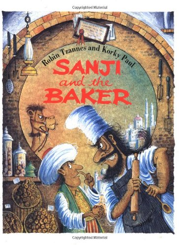 9780192799609: Sanji and the Baker