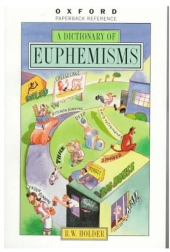 9780192800510: A Dictionary of Euphemisms (Oxford Quick Reference)