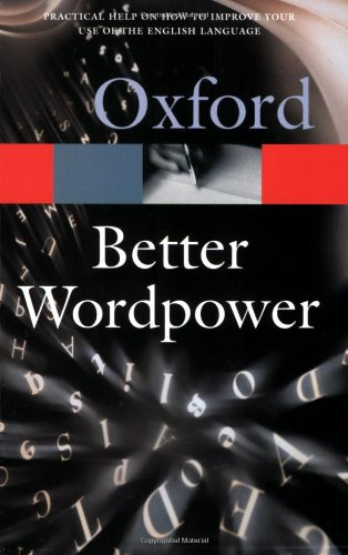 Better Wordpower: Whitcut, Janet