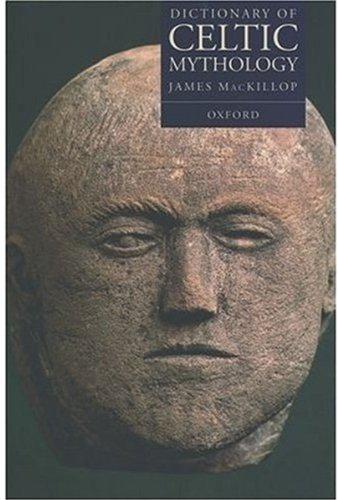 9780192801203: A Dictionary of Celtic Mythology