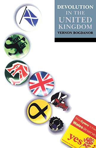9780192801289: Devolution in the United Kingdom
