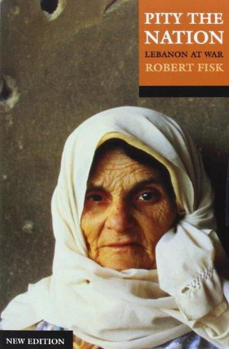 9780192801302: Pity the Nation: Lebanon at War