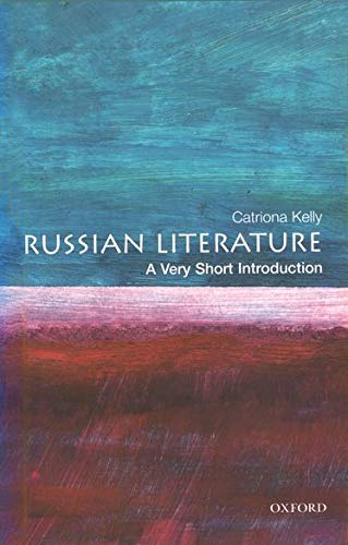 9780192801449: Russian Literature: A Very Short Introduction