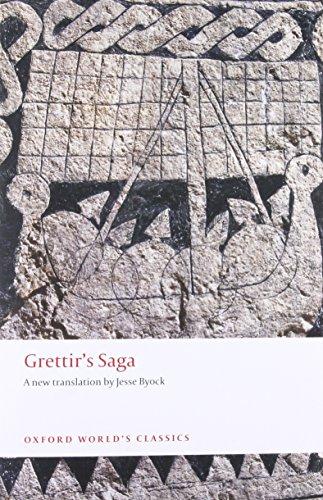 9780192801524: Grettir's Saga (Oxford World's Classics)