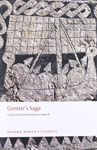 9780192801524: Grettir's Saga (Oxford World's Classics)