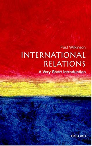 9780192801579: International Relations: A Very Short Introduction