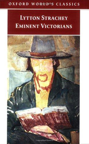 9780192801586: Eminent Victorians (Oxford World's Classics)