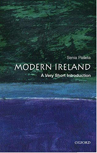 9780192801678: Modern Ireland: A Very Short Introduction