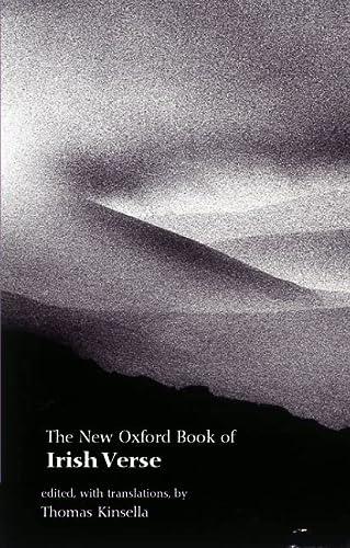 9780192801920: The New Oxford Book of Irish Verse (Oxford Books of Verse)