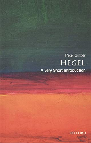 9780192801975: Hegel: A Very Short Introduction