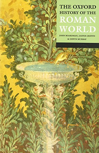 9780192802033: The Oxford History of the Roman World
