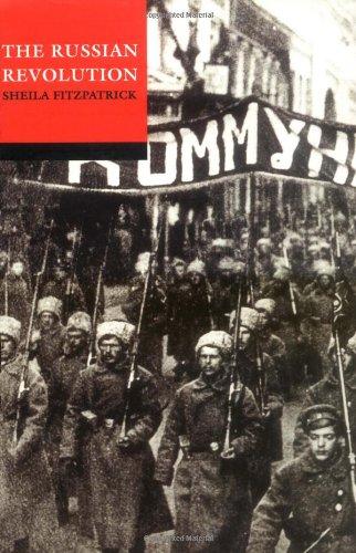 9780192802040: The Russian Revolution